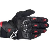 Alpinestars guanti Smx-2 nero air carbon