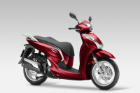 Honda-SH300i-ABS-red