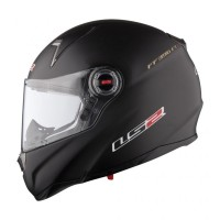 Ls2 casco Ft2 Forza R nero