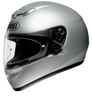 Casco Shoei Raid II silver