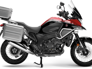 Honda Crosstourer travel