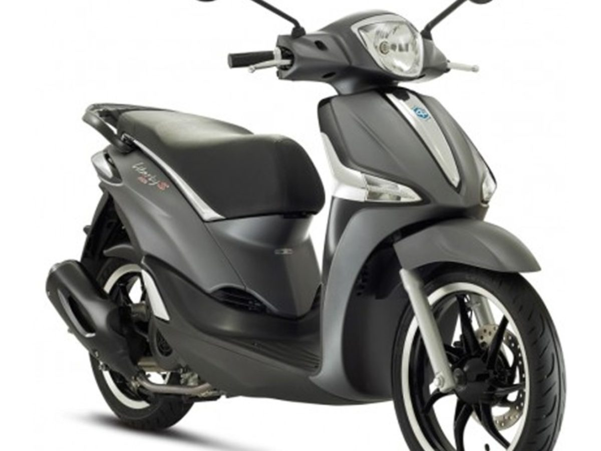 Piaggio Liberty Abs 125 3v I E Full Optional Dvmoto Roma