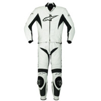 Tuta moto in pelle Alpinestars Sp-1