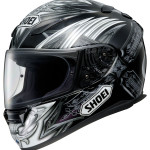 Casco Shoei Xr 1100 Diabolic Cimmerian