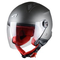 Astone casco Mini Jet titanio