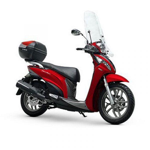 Kymco-People-One-rosso-offerta