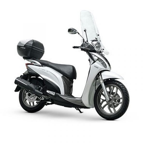 Kymco-People-One-bianco-offerta