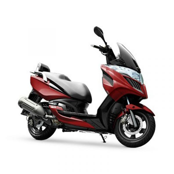 kymco-G-Dink-rosso-roma
