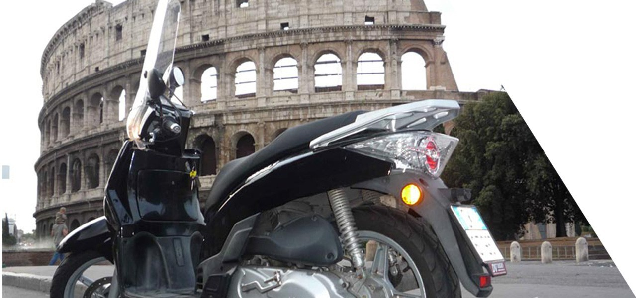 assistenza dvmoto-scooter-roma-colosseo