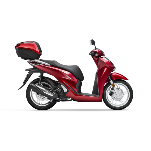 Honda-Sh125-perl-splendor-red