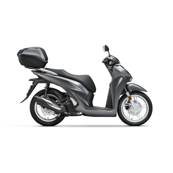 Honda-Sh125-timeless-grey-metallic