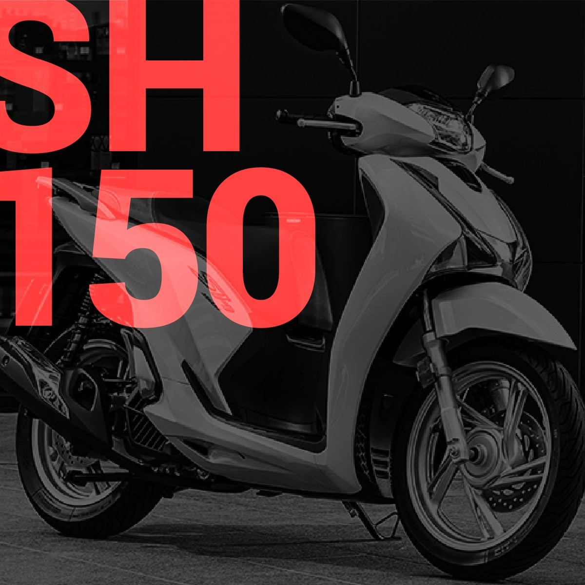 MOVENGO HONDA 2019 HOVERSH 150 i ABS