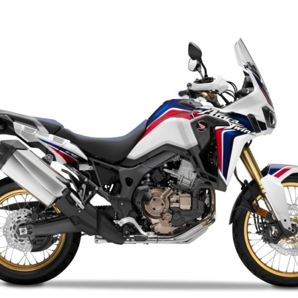 AFRICA TWIN abs DCT Tricolour - Travel Edition ym19